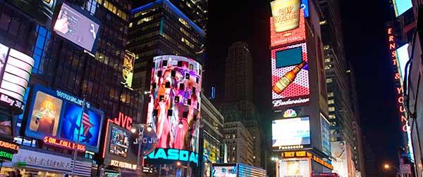 pantallas led publicidad